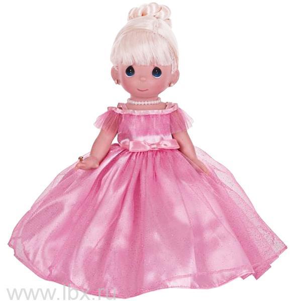 купить Кукла `Самая красивая` блондинка 30 см, Precious Moments (Драгоценные Моменты) в магазине LBX.RU