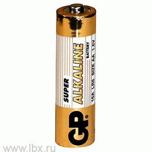 купить Элемент питания GP 15A(LR6)-BC2 в магазине LBX.RU