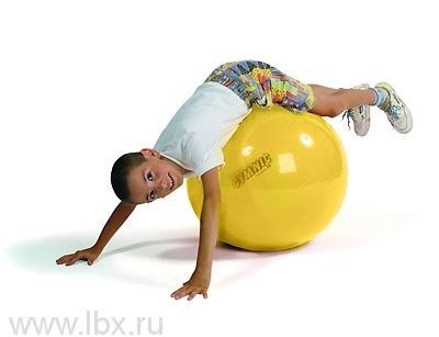 Мяч `Джимник плюс`, Gymnic (Гимник)