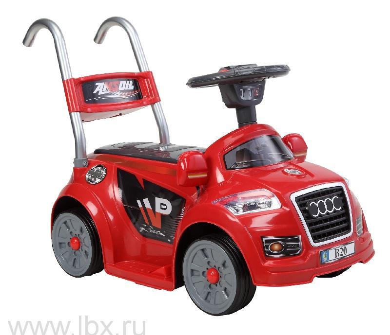 Детский электромобиль NeoTrike Mini A (Неотрайк Мини) красный