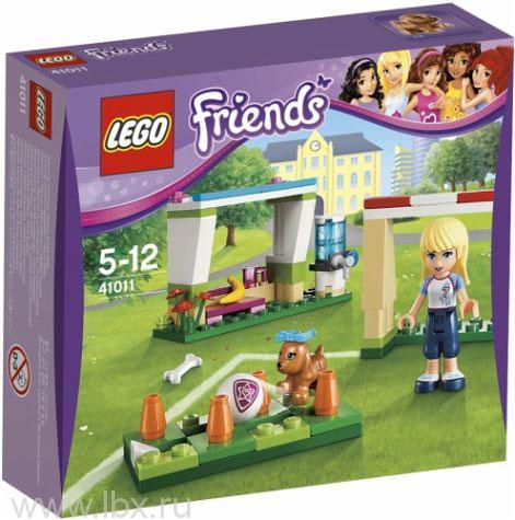 Стефани-футболистка Lego Friends (Лего Подружки)