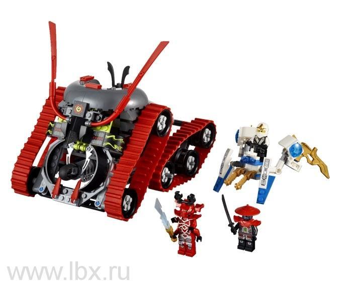 Гарматрон, Lego Ninjago(Лего Ниндзяго)