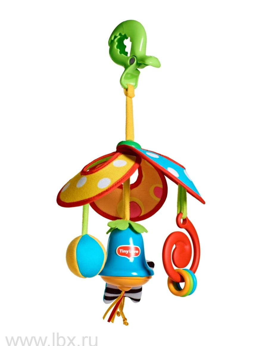 Механический подвес на коляску `Веселая карусель`, Tiny Love (Тини Лав)