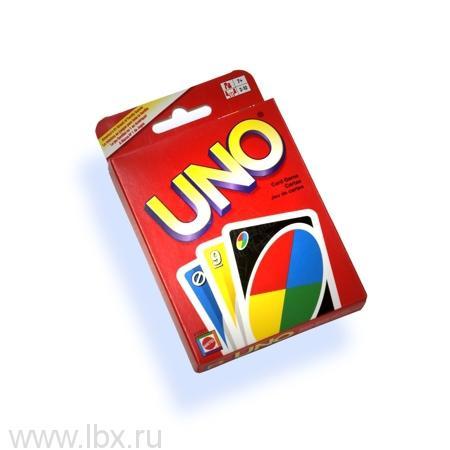 Игра настольная UNO, Mattel (Маттел)