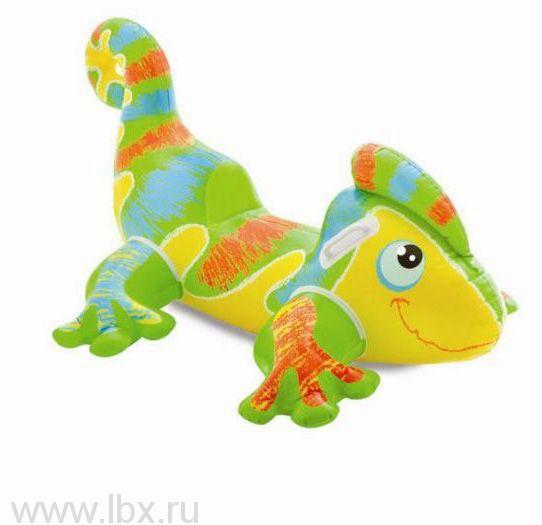 Надувная ящерица, Intex (Интекс)