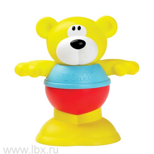 Игрушка для ванны `Медведь`, Tomy (Томи)