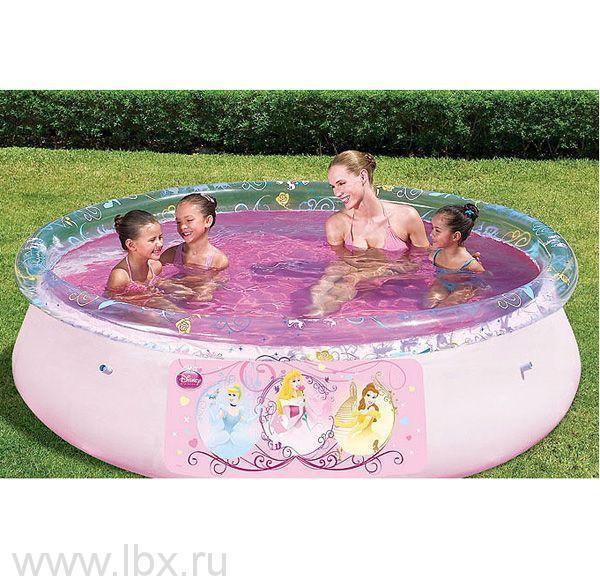Надувной бассейн `Принцессы`, Bestway (Бествей)