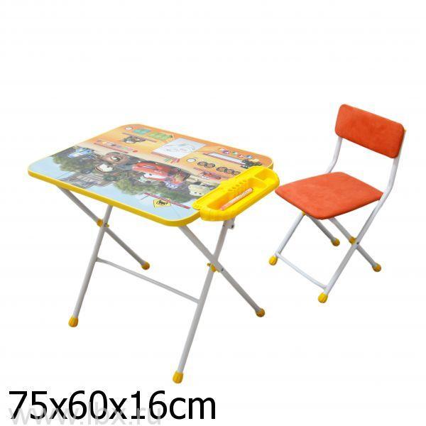 Комплект детской мебели `Тачки`, Ника