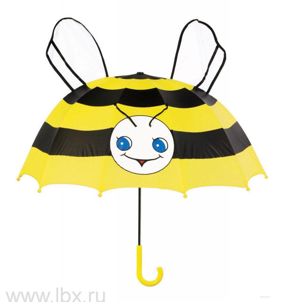 Зонт-трость детский Kidorable Пчела