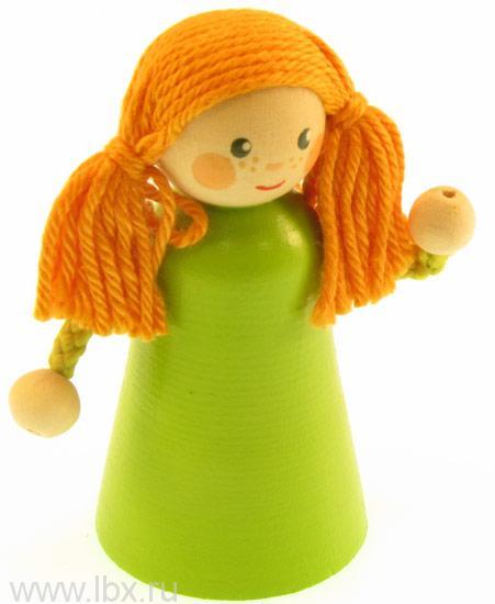 Купить Пальчиковая игрушка Девочка, Вальда. Посмотреть товары
