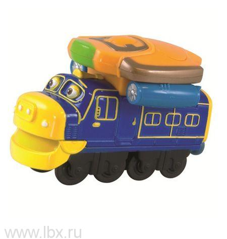 Паровозик Брюстер, Chuggington (Чаггингтон)