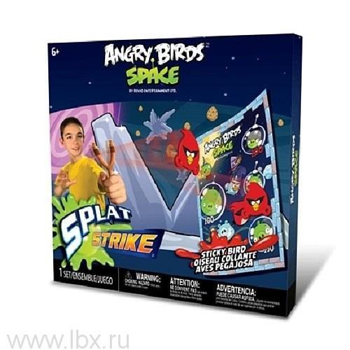 Игра на меткость Angry Birds Space (Сердитые птички), Tech4Kids