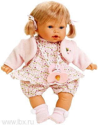 Кукла Сандра в розовом, Antonio Juans Munecas (Антонио Хуан Мунекас)