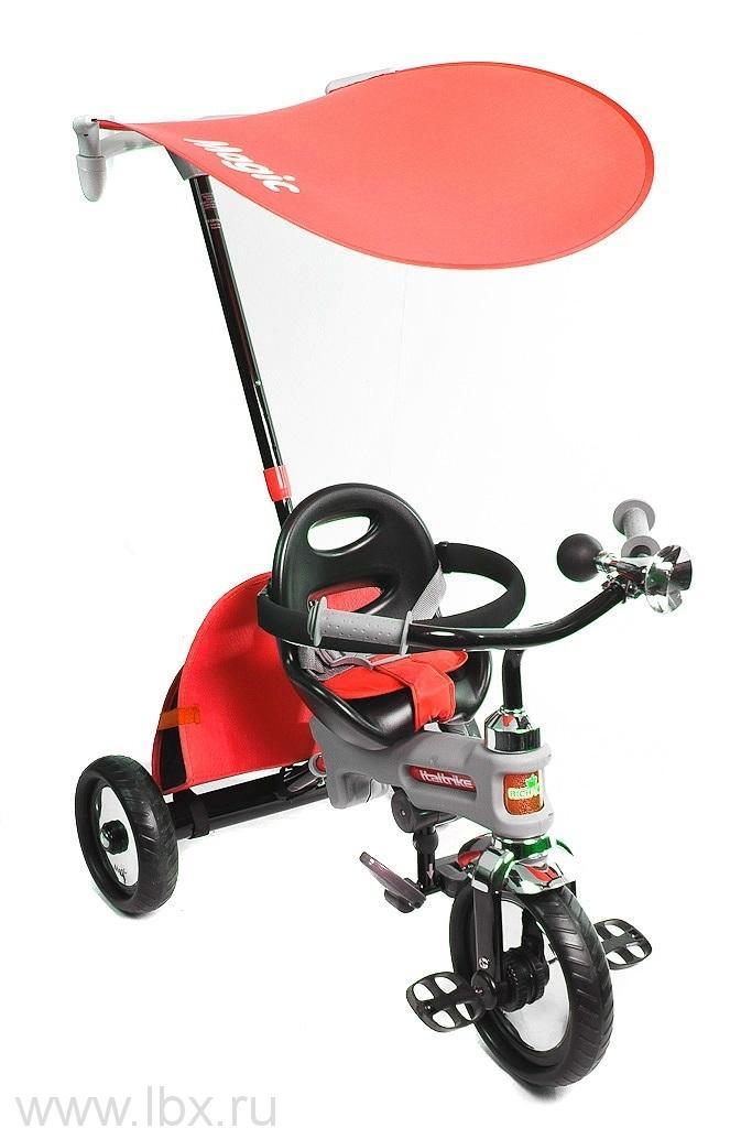 Трехколесный велосипед Magic (red), Italtrike (Италтрайк)