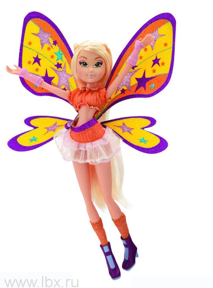 Кукла Winx Club `Беливикс` (новая) Stella (Стелла), Winx (Винкс)