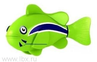 РобоРыбка `Клоун`, Zuru Toys Inc. Robo Fish (Зуру Тойс Инк. Робо Фиш)