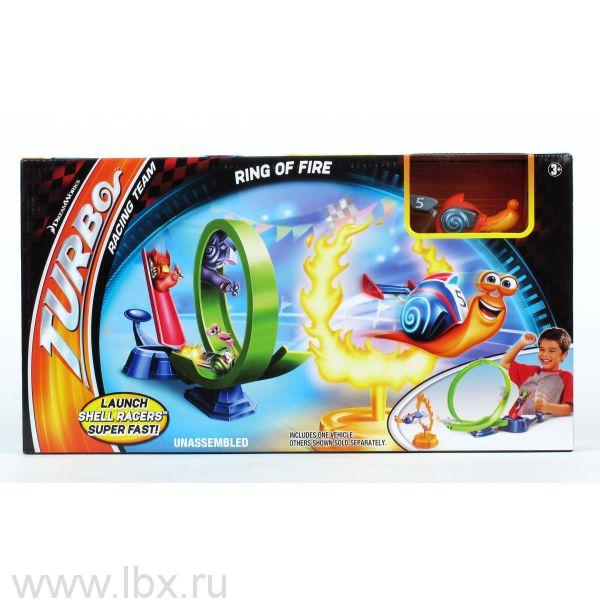 Устройство для запуска турбо улитки Turbo Dreamworks, Mattel (Маттел)