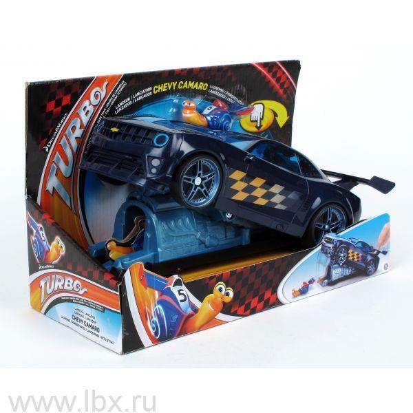Машина для запуска турбо улитки Turbo Dreamworks, Mattel (Маттел)
