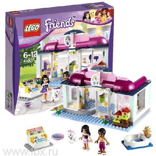Спа-салон для питомцев Lego Friends (Лего Подружки)
