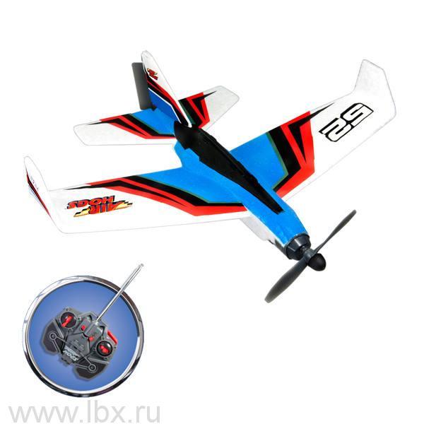 Самолет `Небесный каскадер` (Sky Stunt), AirHogs (Эйр Хогс)