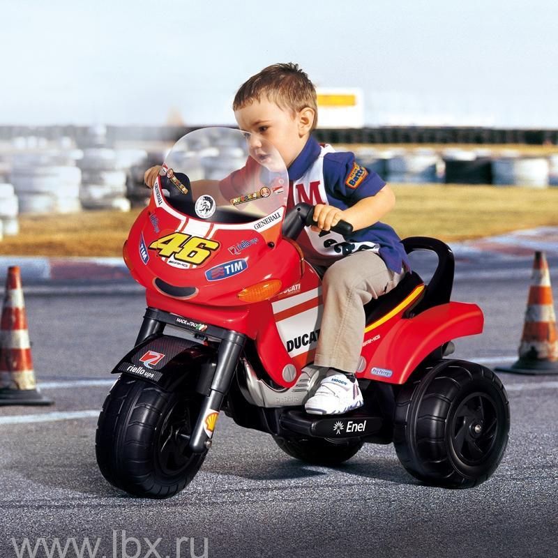 Детский трицикл Desmosedici Peg-Perego (Пег-Перего)