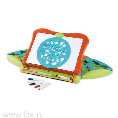 Чемоданчик для рисования с аксессуарами, Smoby (Смоби)