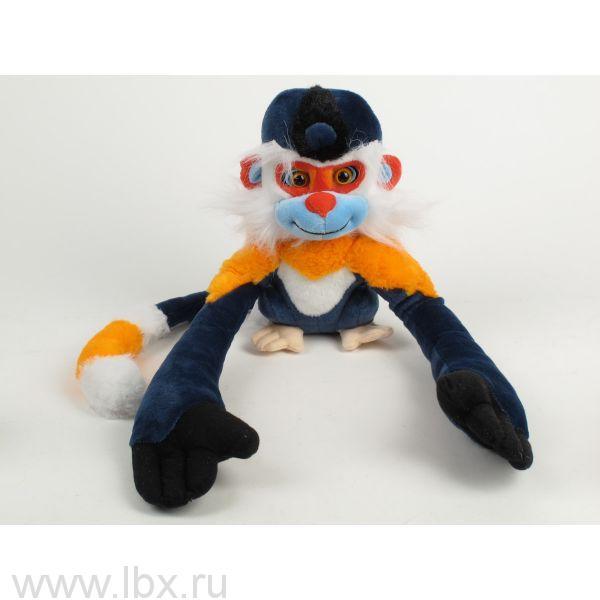 Мягкая игрушка Обезьяна (`Сroods`) от Мульти-Пульти