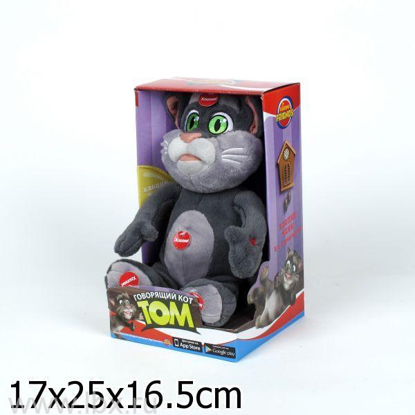 Мягкая игрушка Кот Том от Мульти-Пульти