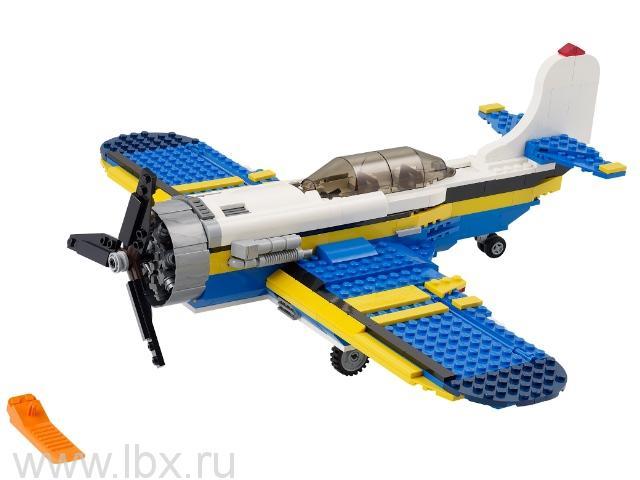 Авиационные приключения Lego Creator (Лего Криэйтор)