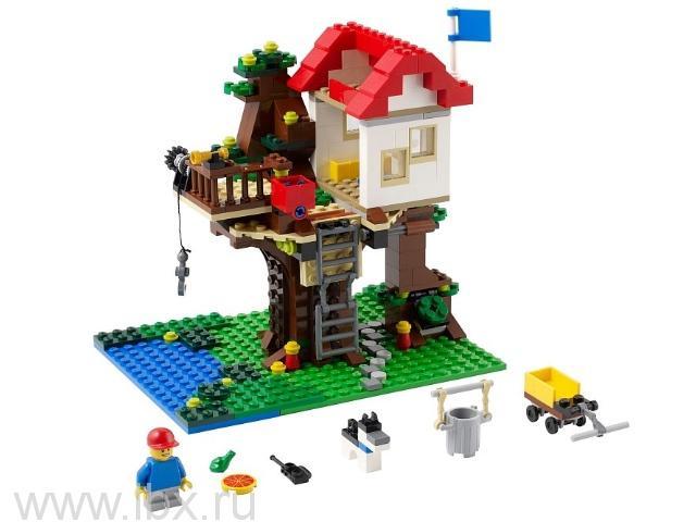 Домик на дереве Lego Creator (Лего Криэйтор)