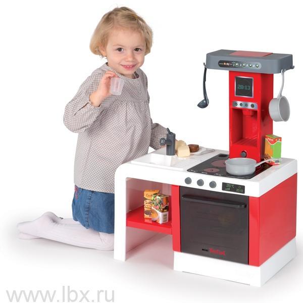 Кухня электронная Smoby (Смоби) mini Tefal Cheftronic (мини Тефаль Чефтроник)