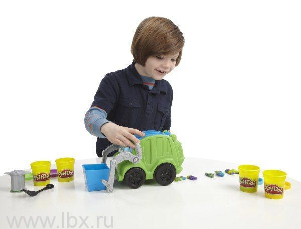 Набор пластилина серии PLAY-DOH (Плэй-до) Hasbro (Хасбро) `Дружелюбный Руди`