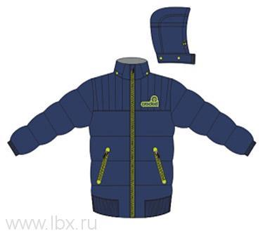 Куртка зимняя для мальчика Crockid (Крокид) `Полет`