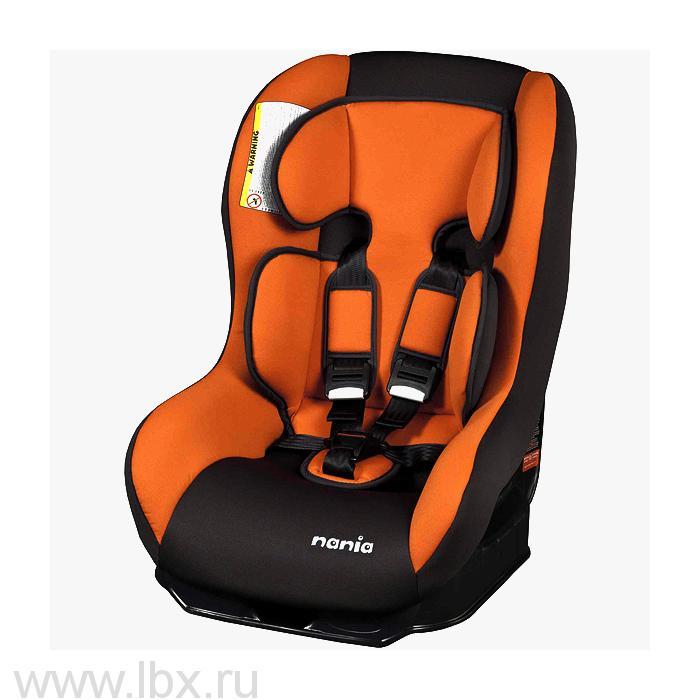 Кресло безопасности Nania (Нания) DriverFST SHADOW/RED
