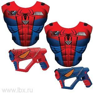 Набор Spider Man с жилетами и пистолетами IMC Toys (АйЭмСи Тойс)