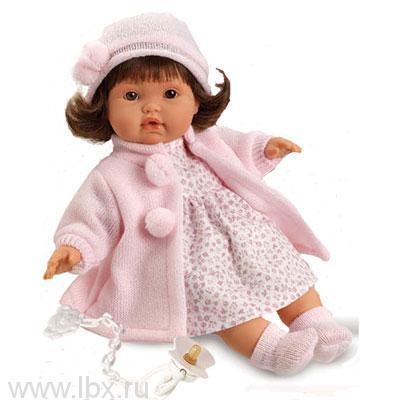 Кукла Llorens (Лоренс) Изабелла 33 см