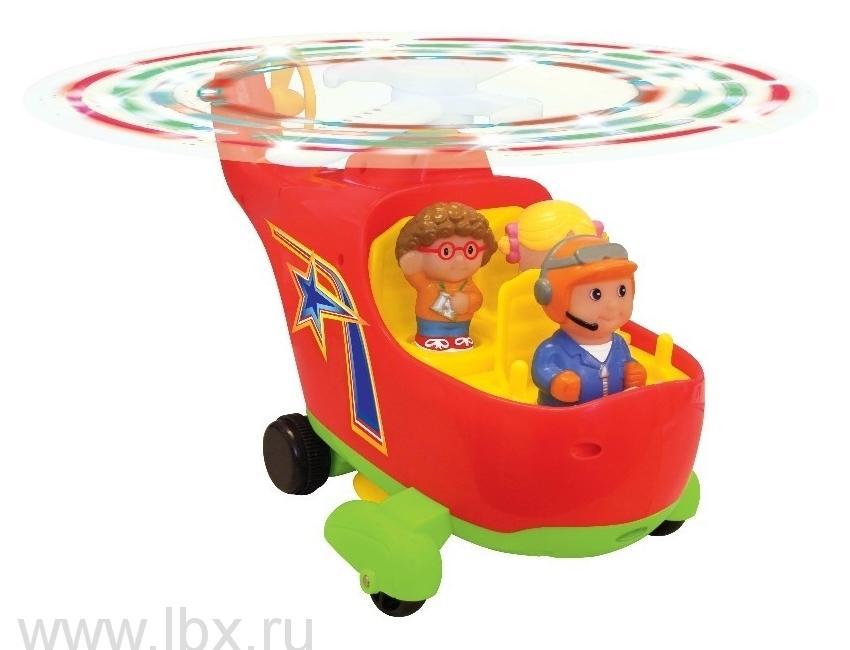 Развивающая игрушка Kiddieland (Кидди лэнд) `Вертолет`