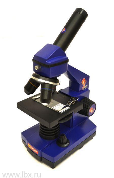 Микроскоп Levenhuk (Левенгук) Фиксики Файер