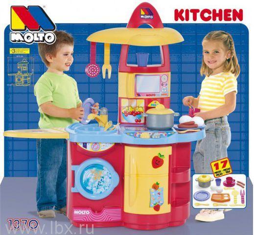 Игровая кухня, Molto (Молто)