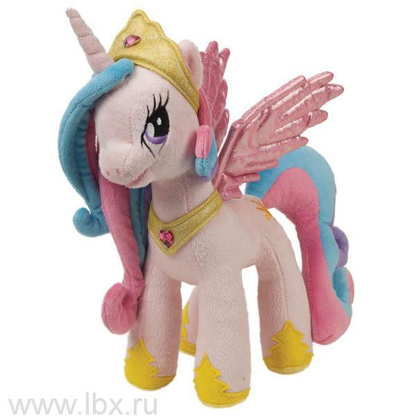 Мягкая игрушка `Пони принцесса Селестия`, Мульти-Пульти