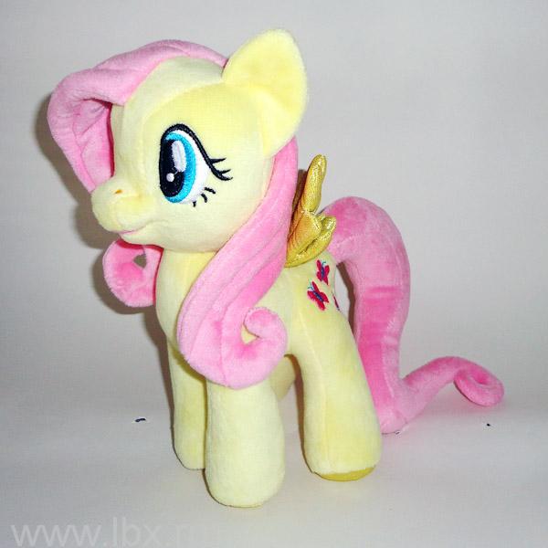 Мягкая игрушка `Пони Флаттершай`, Мульти-Пульти