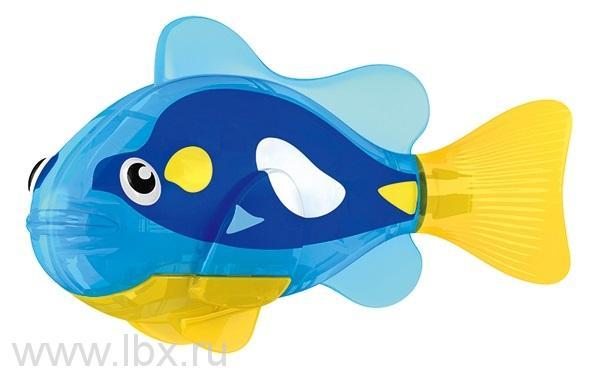 РобоРыбка `Ангел`, Zuru Toys Inc. Robo Fish (Зуру Тойс Инк. Робо Фиш)
