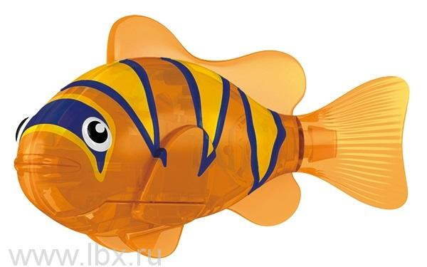 РобоРыбка `Бычок`, Zuru Toys Inc. Robo Fish (Зуру Тойс Инк. Робо Фиш)