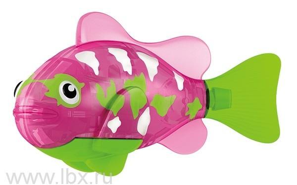 РобоРыбка `Собачка`, Zuru Toys Inc. Robo Fish (Зуру Тойс Инк. Робо Фиш)