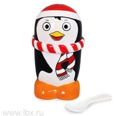 Шейкер для мороженого `Королевский пингвин`, MUGZ (МАГЗ)