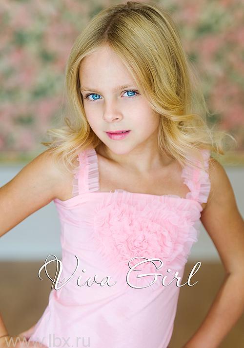 Топ нарядный Viva girl (Вива Герл)
