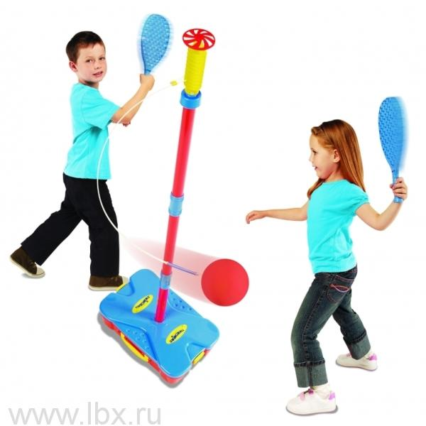 Веселый теннис First Swingball, Mookie (Моки)