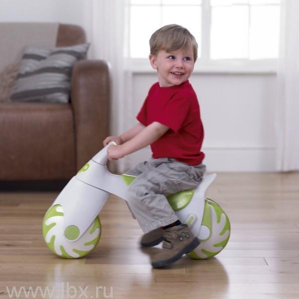 Детский велобалансир каталка Bouncycle, TP Toys (Ти Пи Тойз)