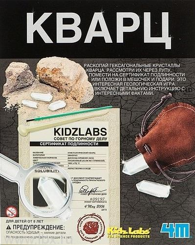 Набор для исследований `Кварц`, 4M
