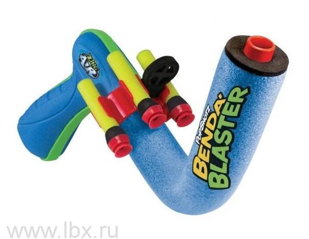 Гибкий бластер `Benda Blaster`, Zing Toys (Зинг Тойс)